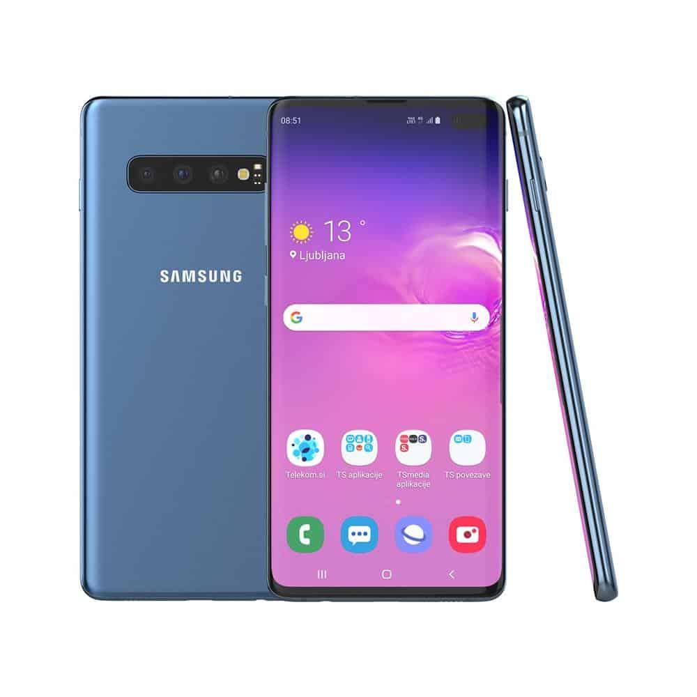 Praznujte 50 let s Samsungom in telefonoma Samsung Galaxy S10 in S10+