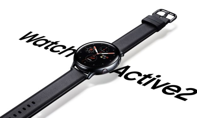 Samsung Pametna ura Galaxy Watch Active2 44mm LTE