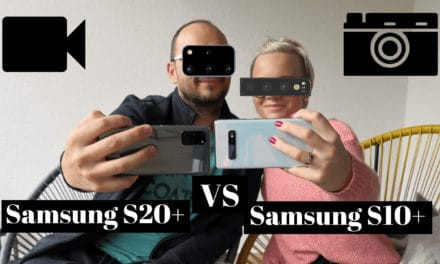 Primerjava Samsung Galaxy S20+ in Galaxy S10+ (video in slike)