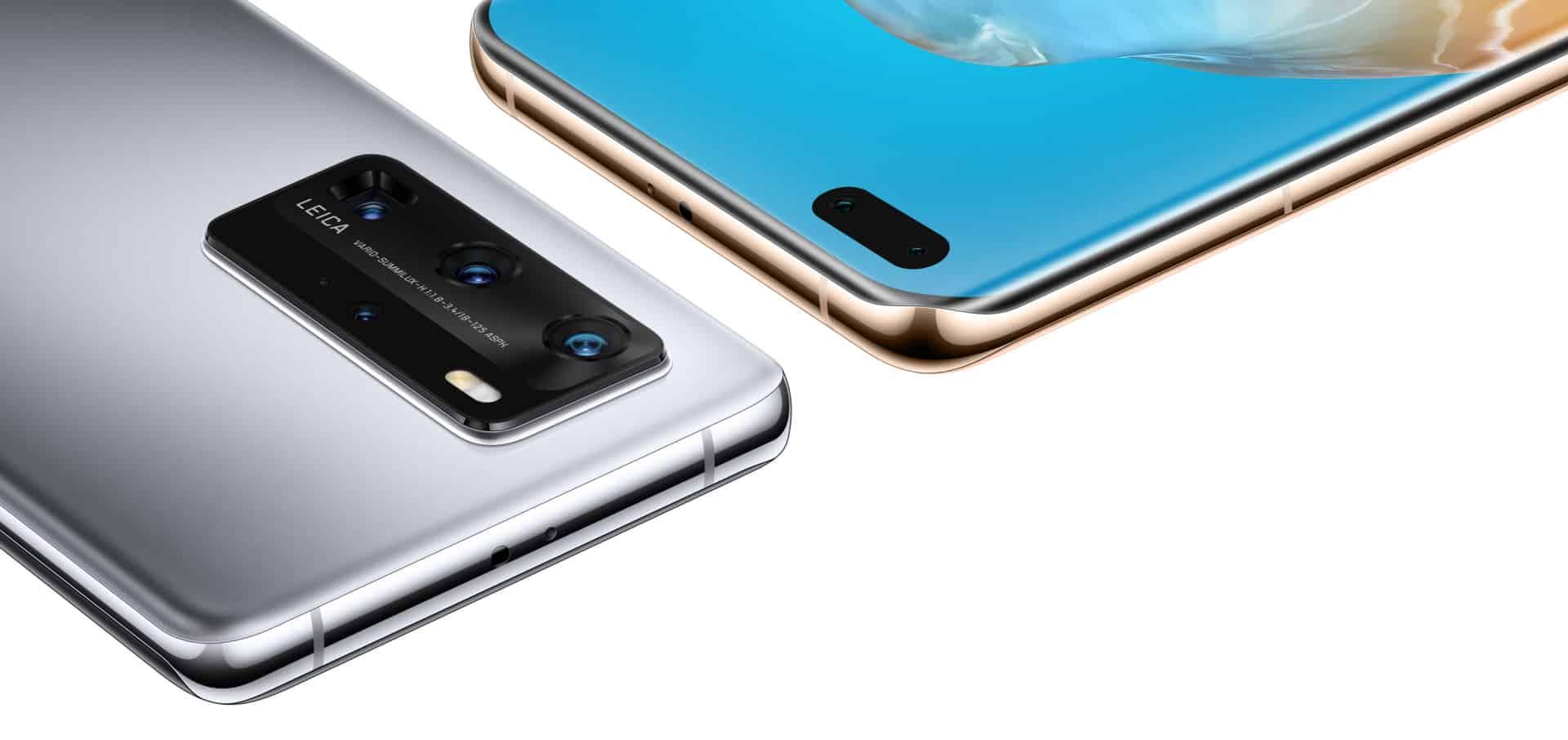 Top 10 foto tehnologij družine Huawei P40