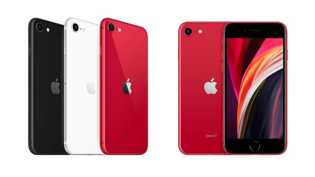 Apple iPhone SE (2020) Rezervirajte svojega že danes.