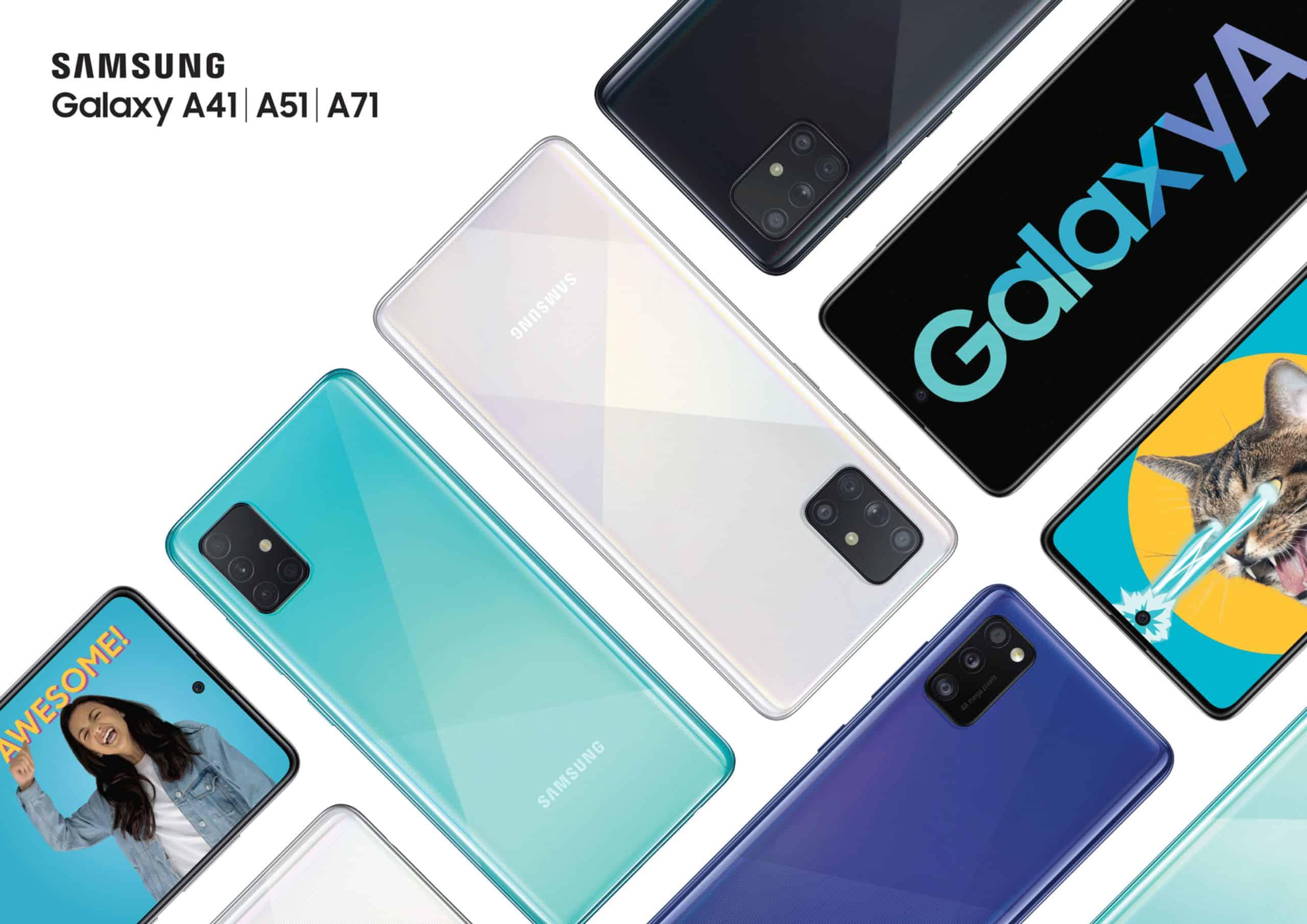 Popust v višini 50 ali 150 evrov ob nakupu Samsung Galaxy naprav