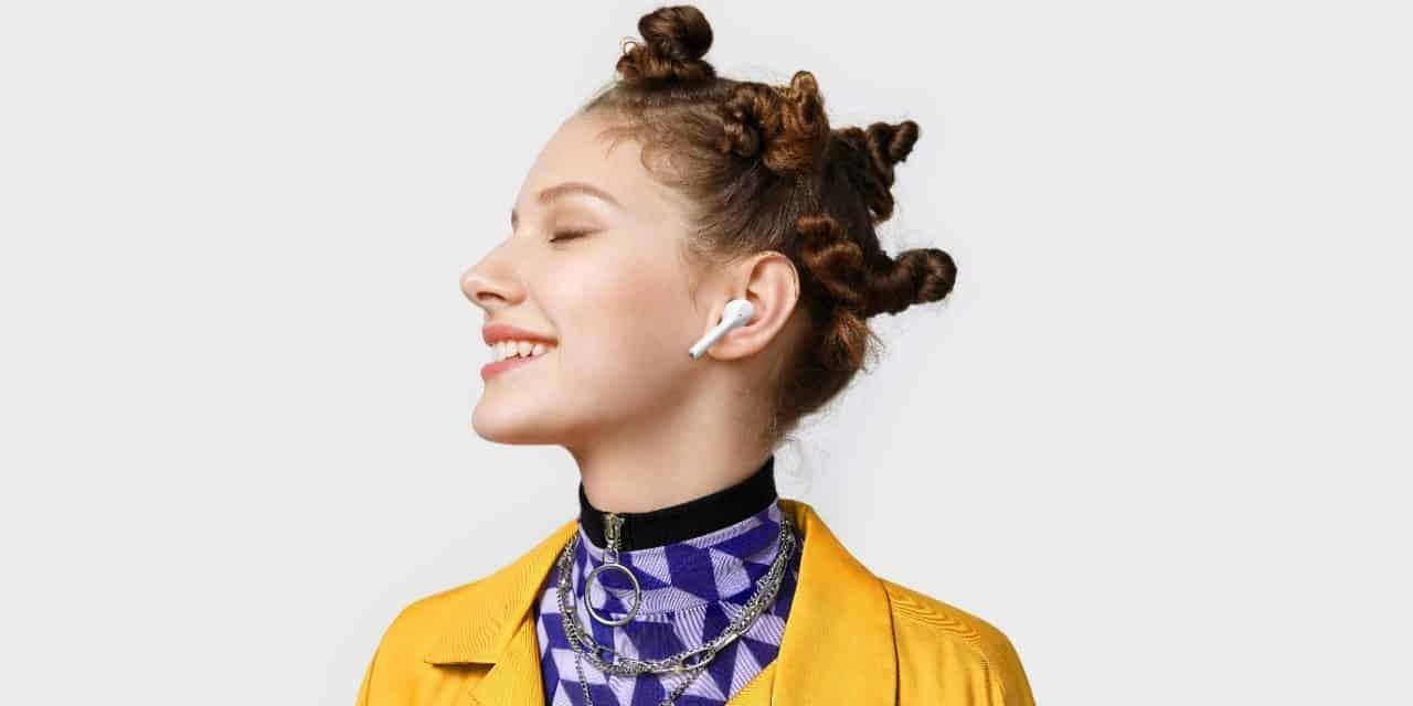 Brezžične Slušalke Huawei FreeBuds 3i vrhunska kakovost zvoka