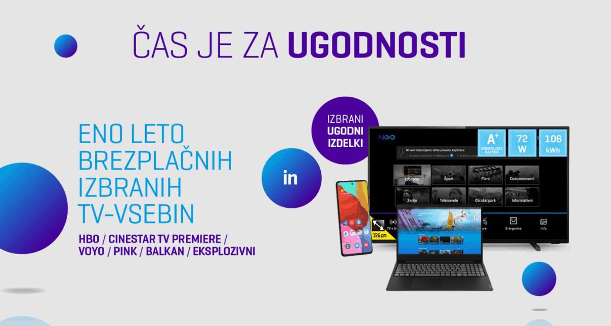 Prodajni katalog poletnih ugodnosti Telekoma Slovenije