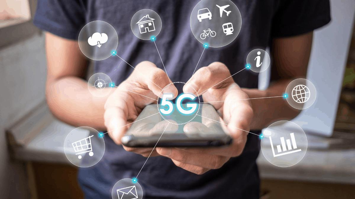 5G omrežje Telekom Slovenije