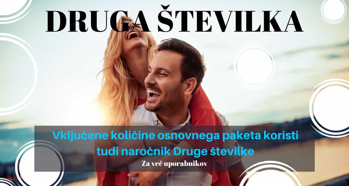 Paket Druga številka (Telekom Slovenije)