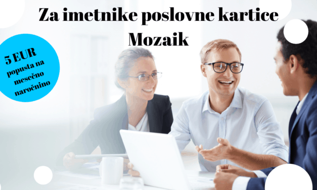 UGODNOSTI OZS imetniki poslovne kartice Mozaik