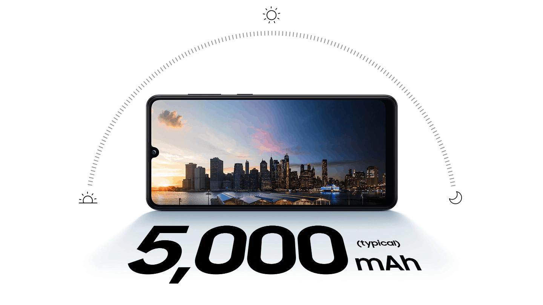 Samsung Galaxy A31 5000 mAh baterija