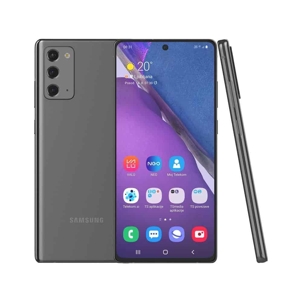 Samsung Galaxy Note20 siv
