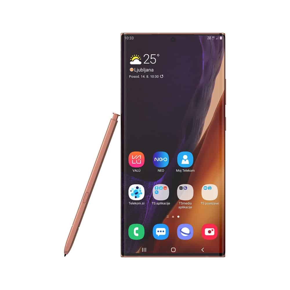 Zaslon Samsung Galaxy Note20 Ultra 5G