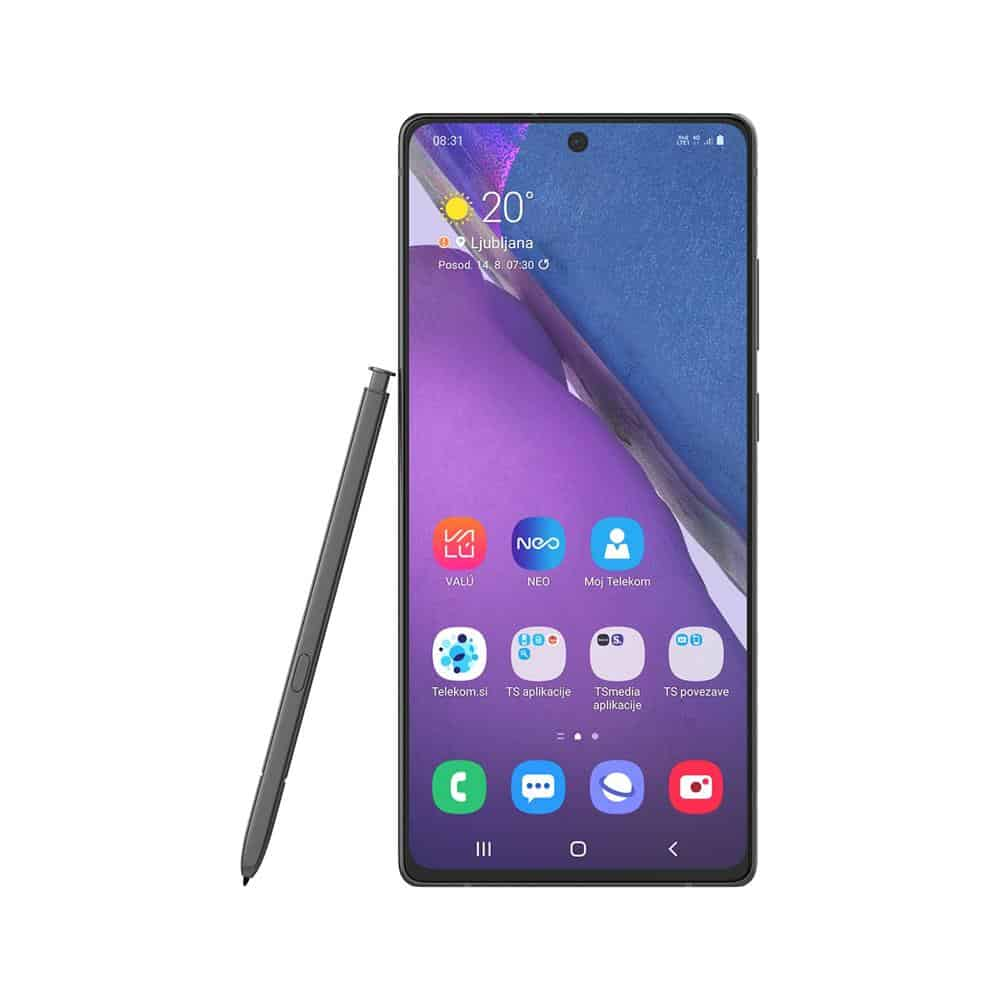 Zaslon Samsung Galaxy Note20