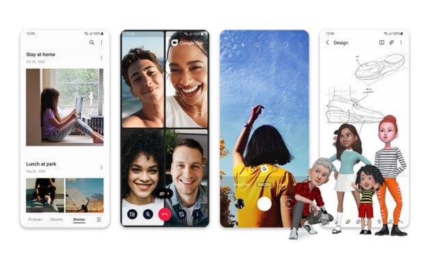 Samsung predstavil najnovejšo posodobitev vmesnika One UI 3