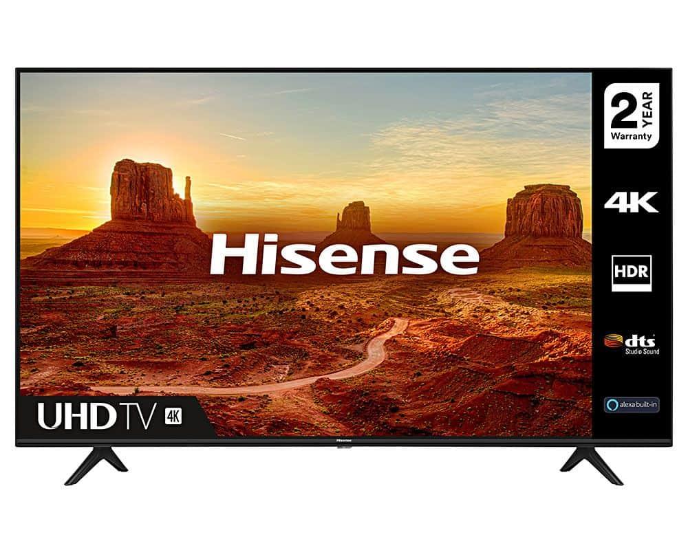 Hisense 50A7100F 4K
