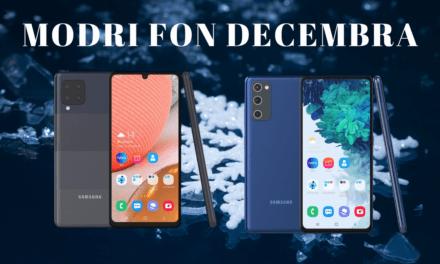 Modri Fon decembra