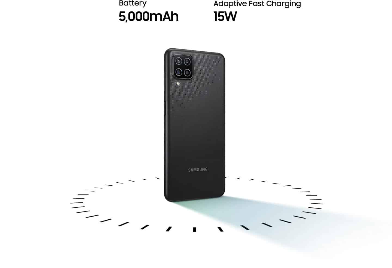 Galaxy A12 5000 mAh baterija