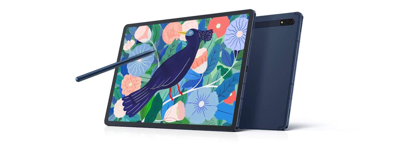Galaxy Tab S7, Galaxy Tab S7+