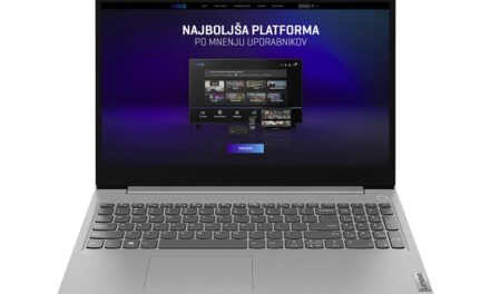 Zmogljiv prenosnik že od 18,90 € na mesec – Lenovo IdeaPad 3 15IIL (81WE011UUS)