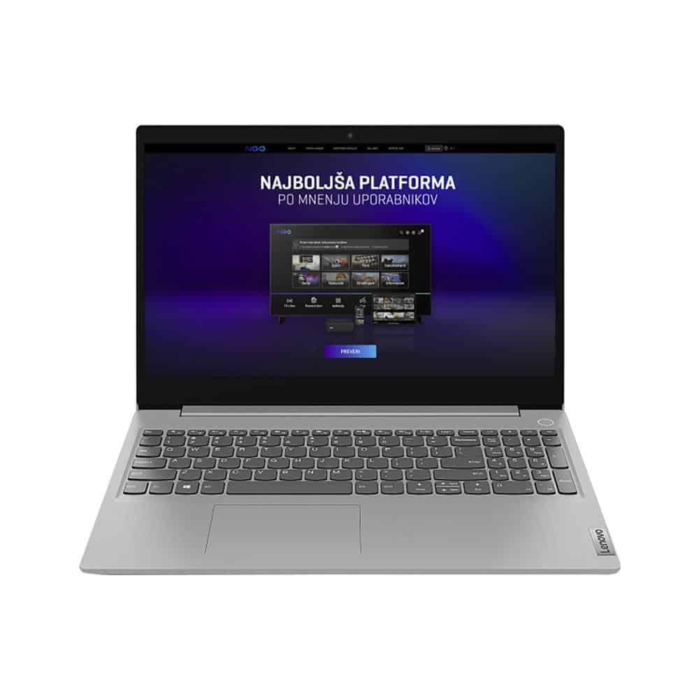 Prenosni računalnik Lenovo IdeaPad 3 15IIL (81WE011UUS)