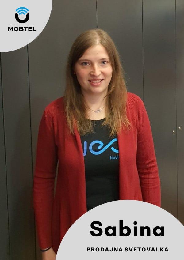 Sabina Prodajna svetovalka