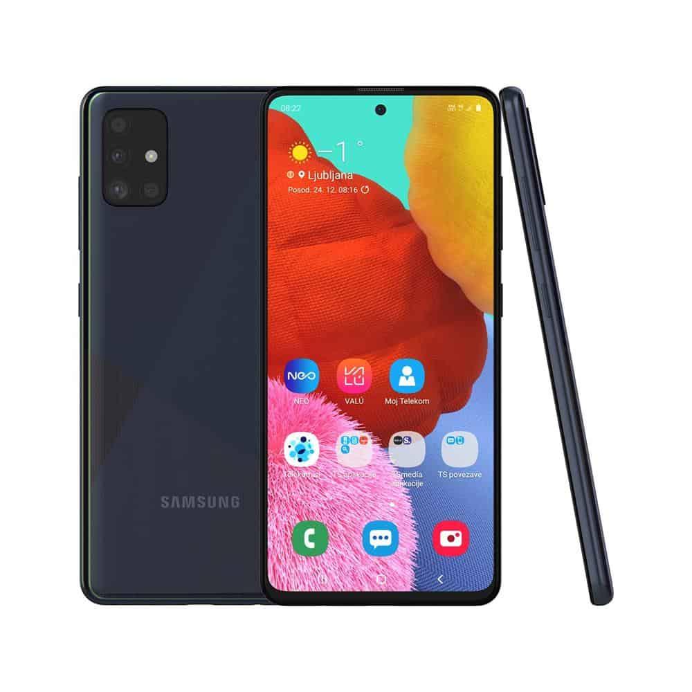 Samsung Galaxy A51 črne..