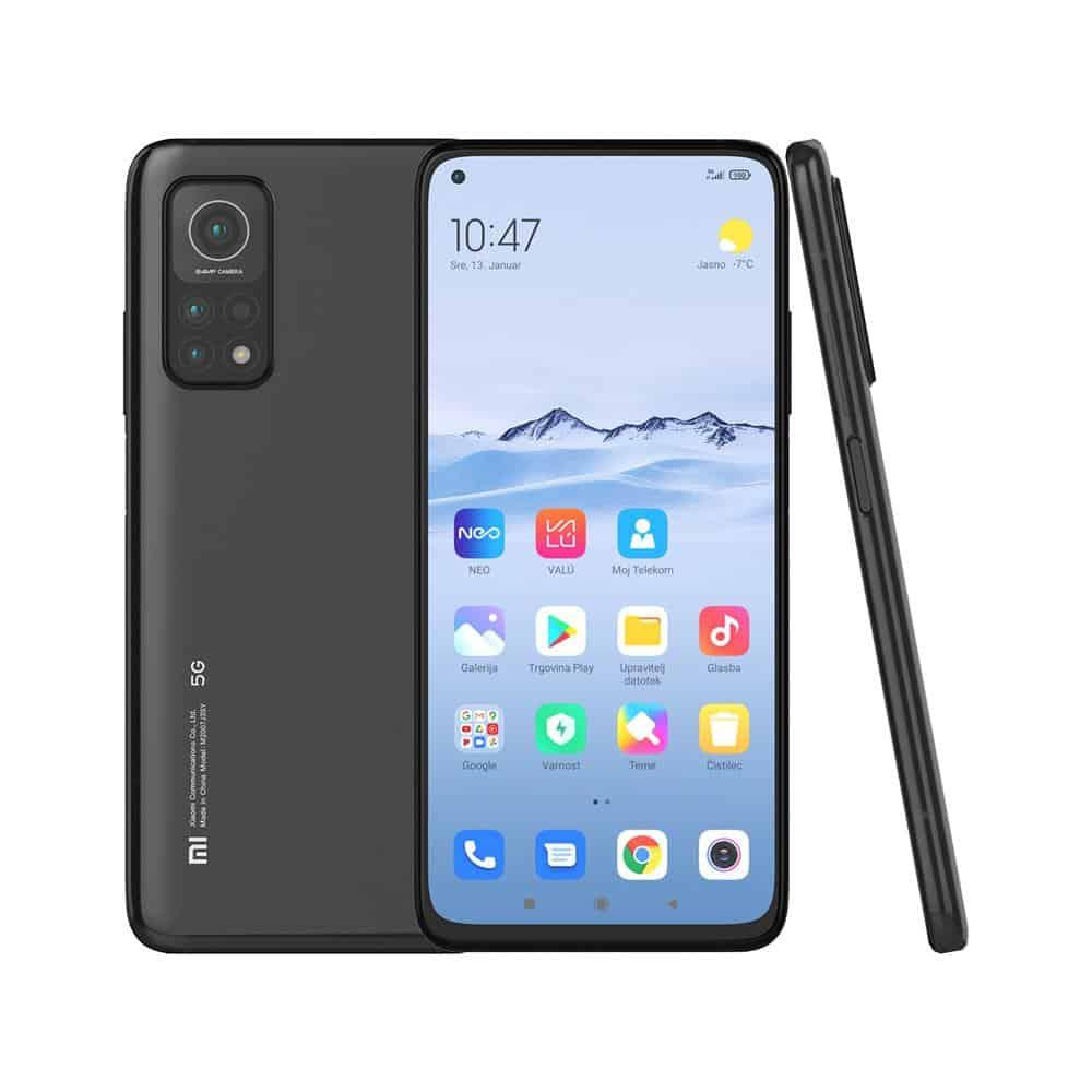 Xiaomi Mi 10T Pro 5G črn