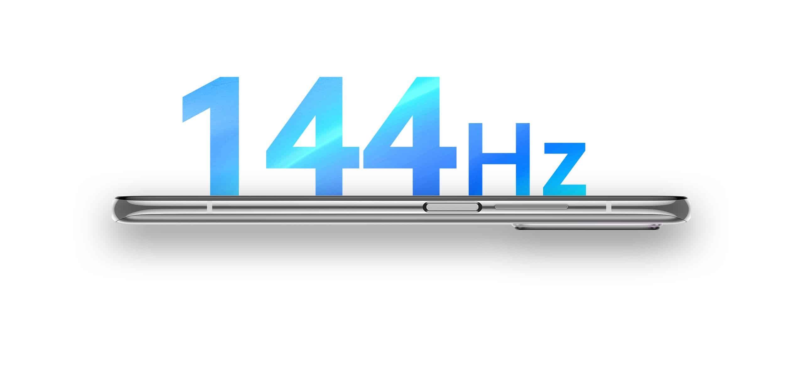 Xiaomi Mi 10T Pro 5G 144Hz osveževanjem in resolucijo FHD+.