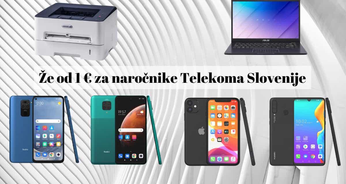 6 top izdelkov za naročnike Telekoma Slovenije