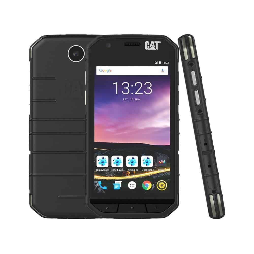 Odporen in robusten telefon Cat S31