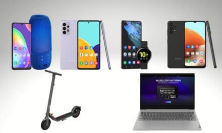 6 najboljših izdelkov za naročnike Telekoma Slovenije (april 2021)