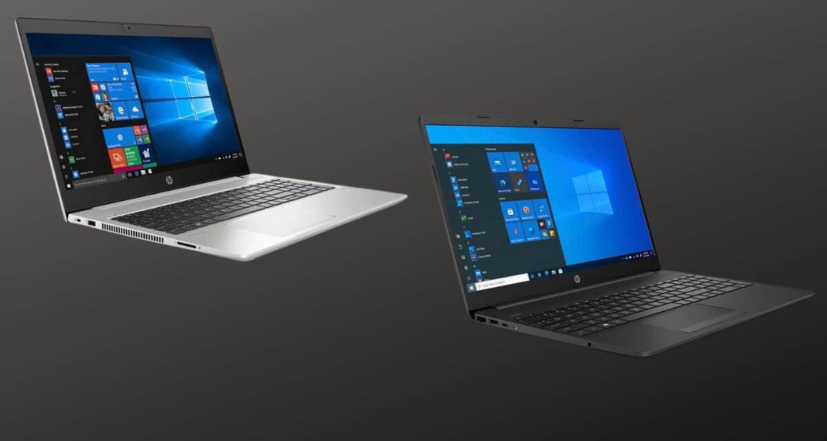 Prenosni računalnik HP ProBook 450 G7 in HP 255 G7 (15A08EA+W10H) – Telekom Slovenije