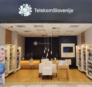 Prodajalna Mobtel Šalek, Pooblaščeni prodajalec Telekoma Slovenije