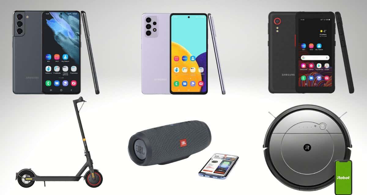 6 najboljših izdelkov za naročnike Telekoma Slovenije (maj 2021)