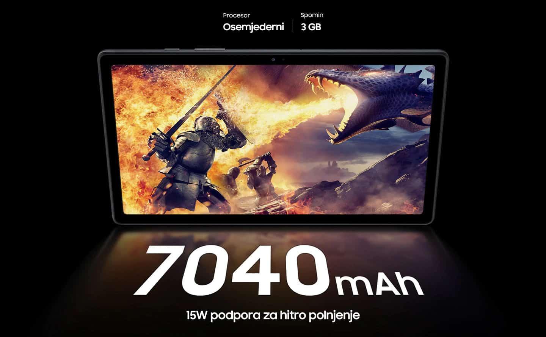 Galaxy Tab A7 7040 mAh baterija
