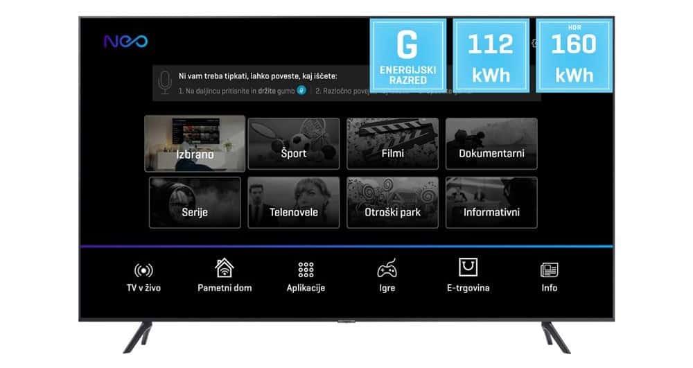 NEO televizor Samsung UE58TU7172UXXH 4K