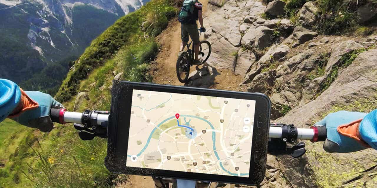 Odporen in trpežen tablični računalnik Samsung Galaxy Tab Active3 LTE