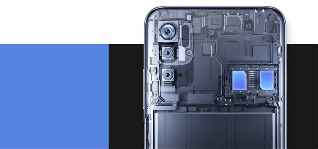 Xiaomi Redmi Note 10 5G 5000 mAh baterija