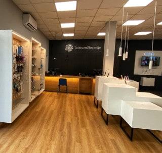 Prodajalna Mobtel Rogaška Slatina, Pooblaščeni prodajalec Telekoma Slovenije