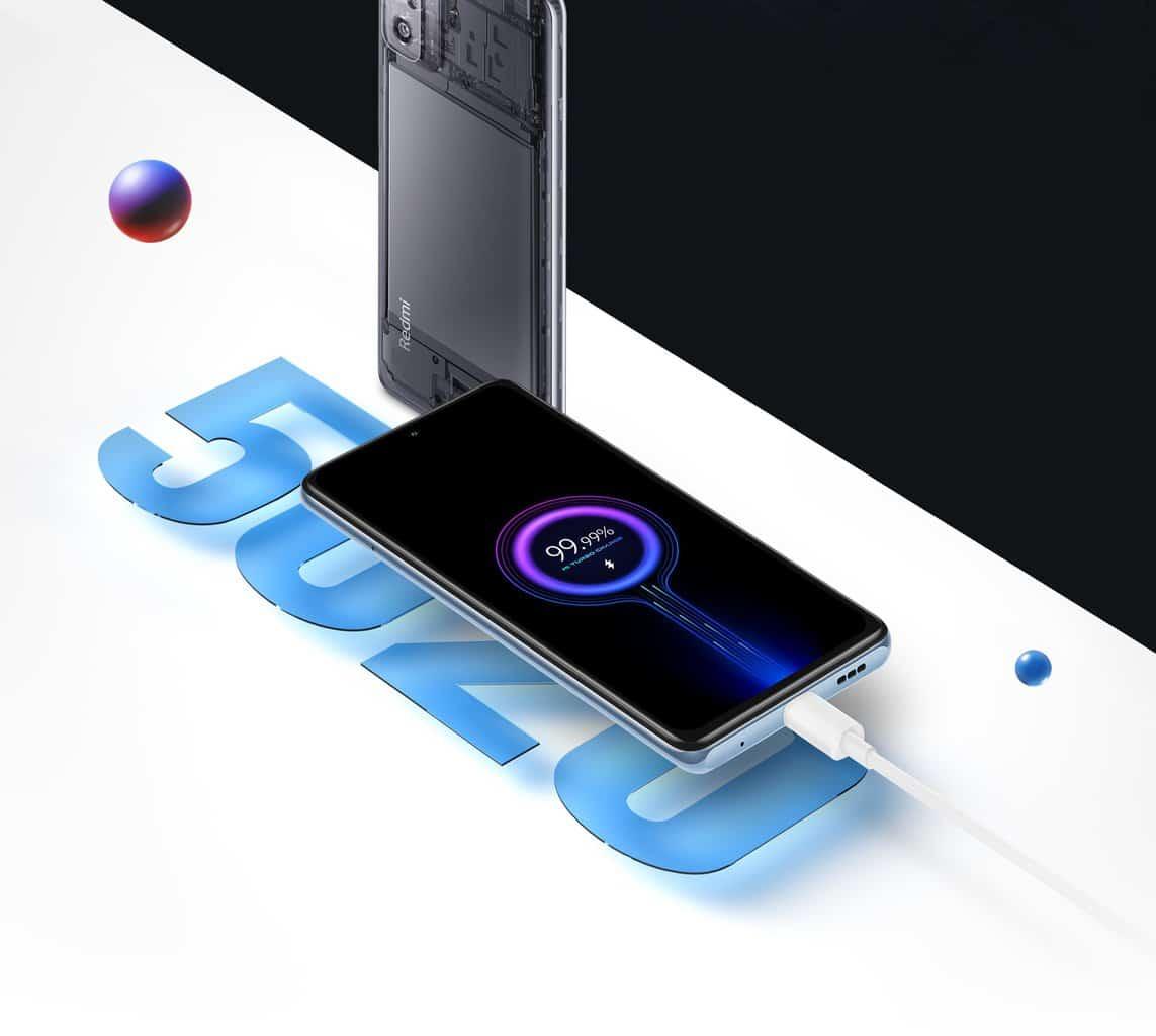 Redmi Note 10 Pro baterija 5020