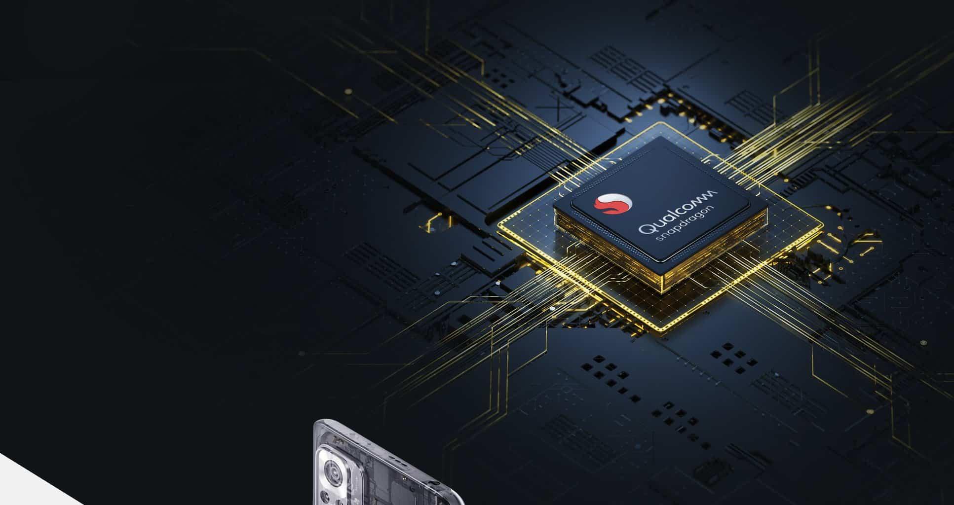 Redmi Note 10 S procesorjem Snadragon 732G