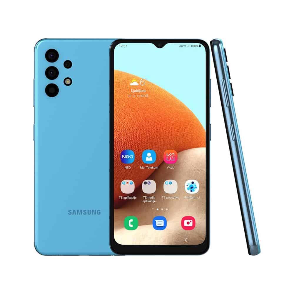 Samsung Galaxy A32 5g modre barve