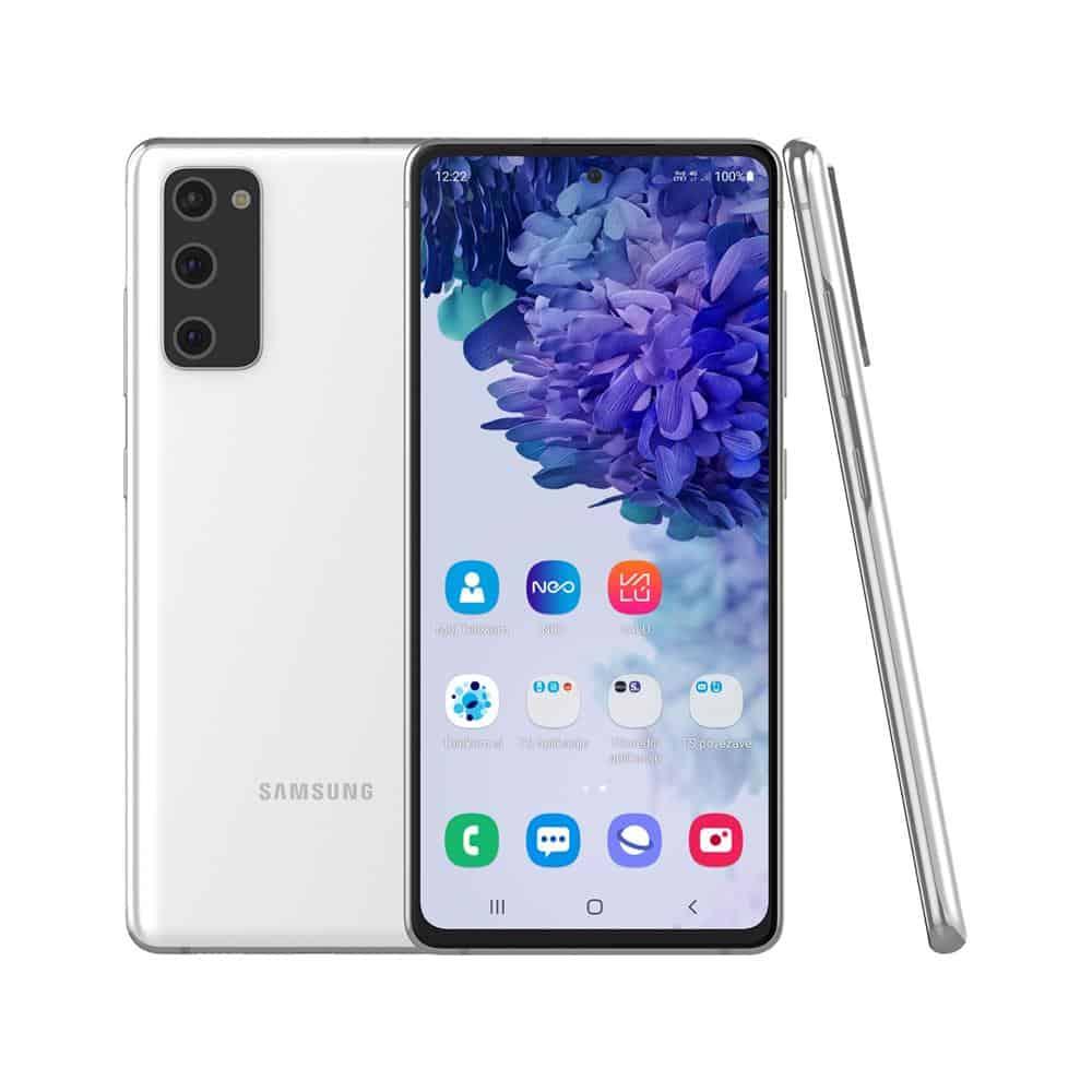 Modri fon Samsung Galaxy S20 FE (2021)