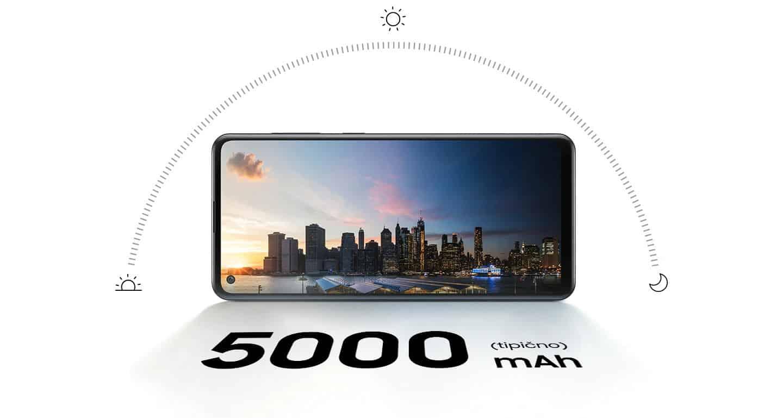Samsung Galaxy A22 5G 5000 mAh baterija