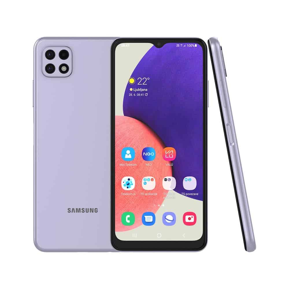 Samsung Galaxy A22 5G..