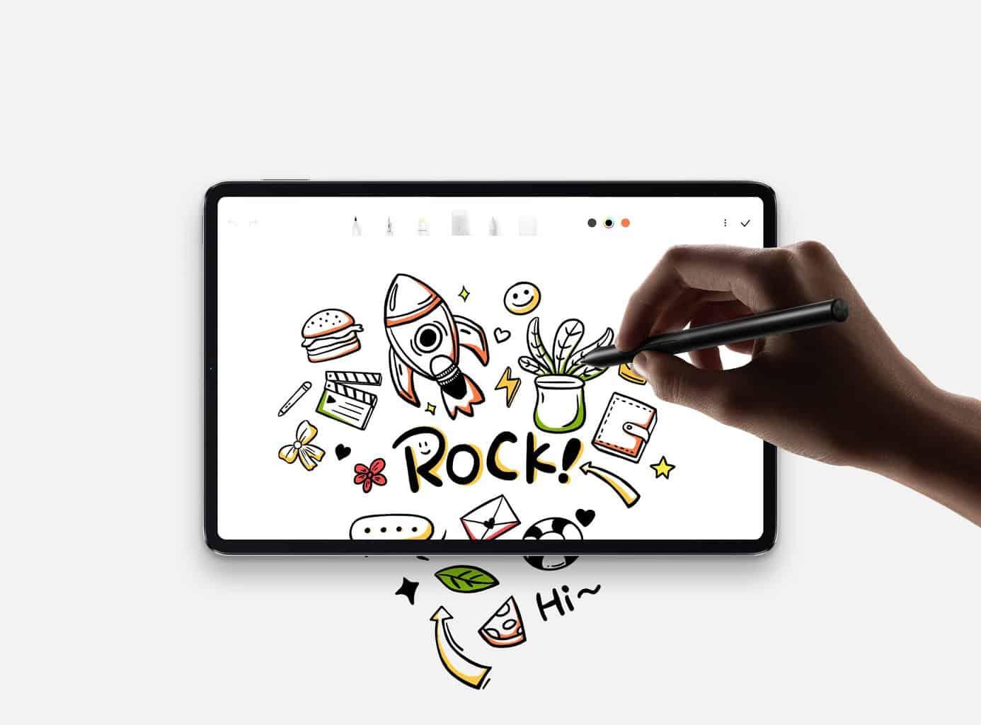 Tablica Xiaomi Pad 5 podira tudi pametno pisalo