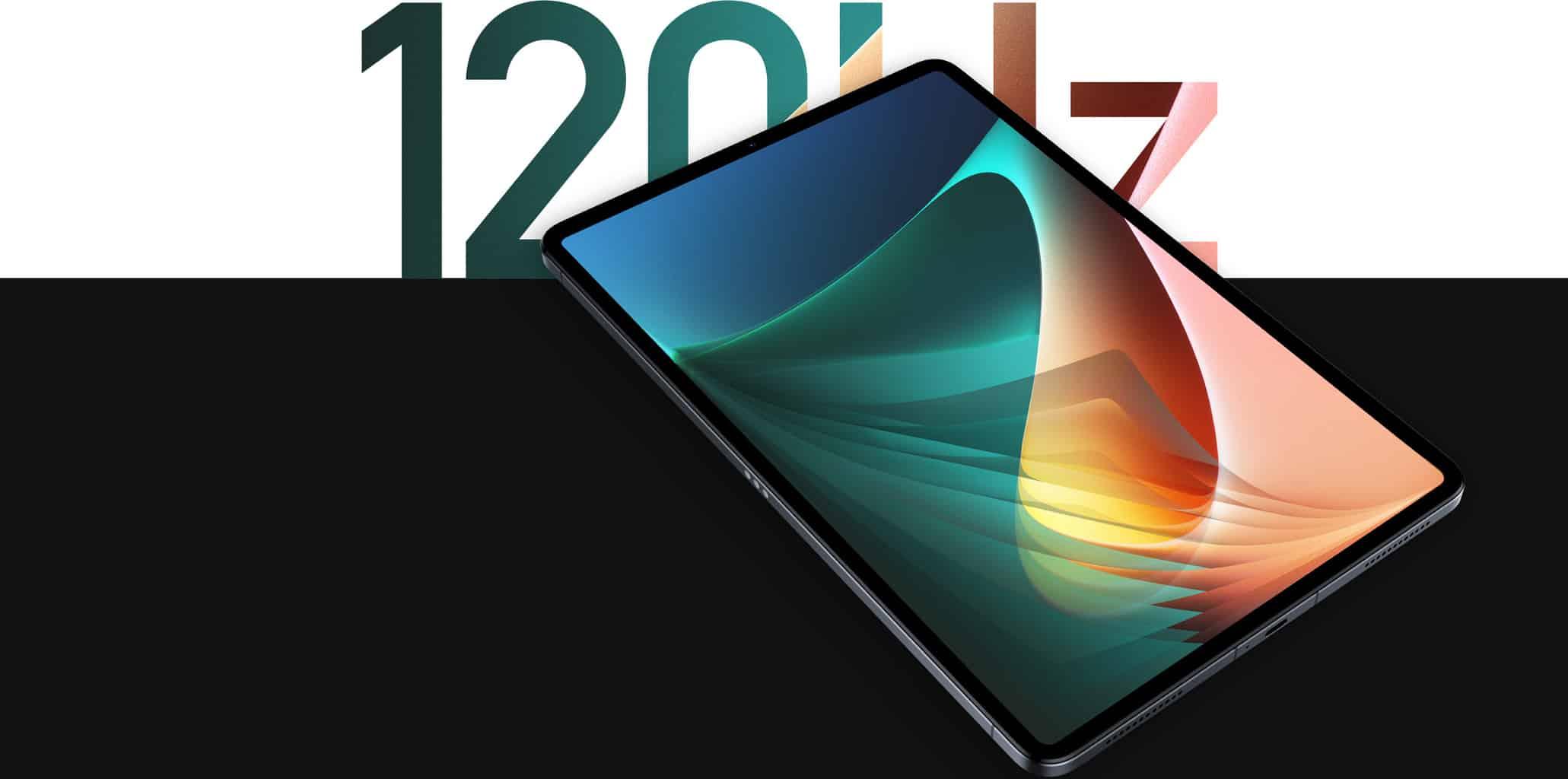 Tablični računalnik Xiaomi Pad 5 s120HZ zaslonom